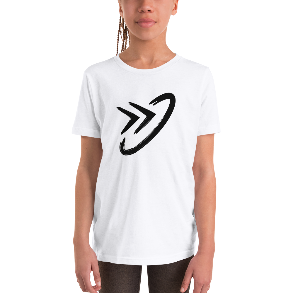 JM Logo - Youth Short Sleeve T-Shirt