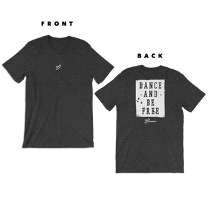 Be Free - Short-Sleeve Unisex T-Shirt