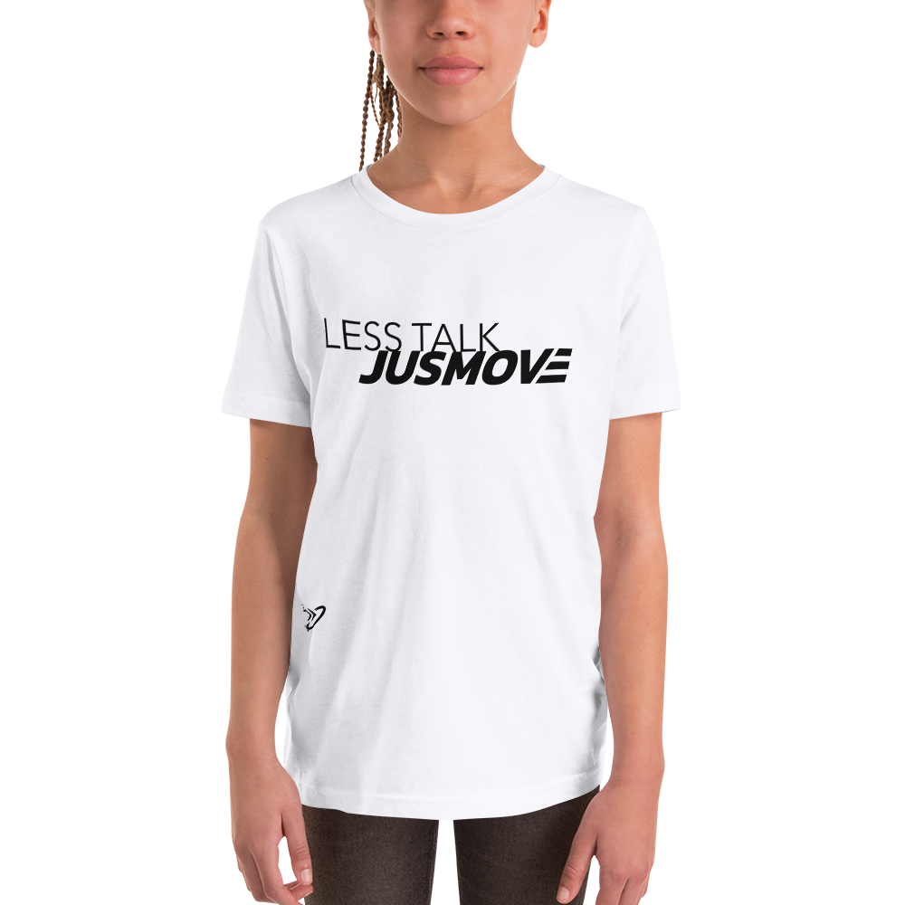 Less Talk - Youth Short Sleeve T-Shirt