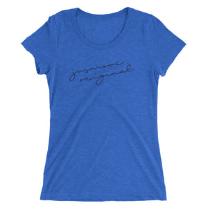 JM Original - Women's short sleeve t-shirt