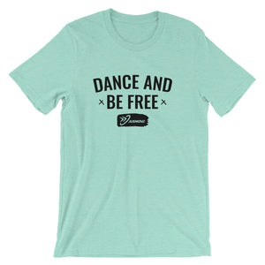Be Free (Front) - Short-Sleeve Unisex T-Shirt