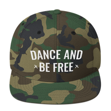 DABF - (6 Colors) Snapback Hat