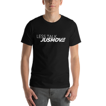 Less Talk JM - Short-Sleeve Unisex T-Shirt
