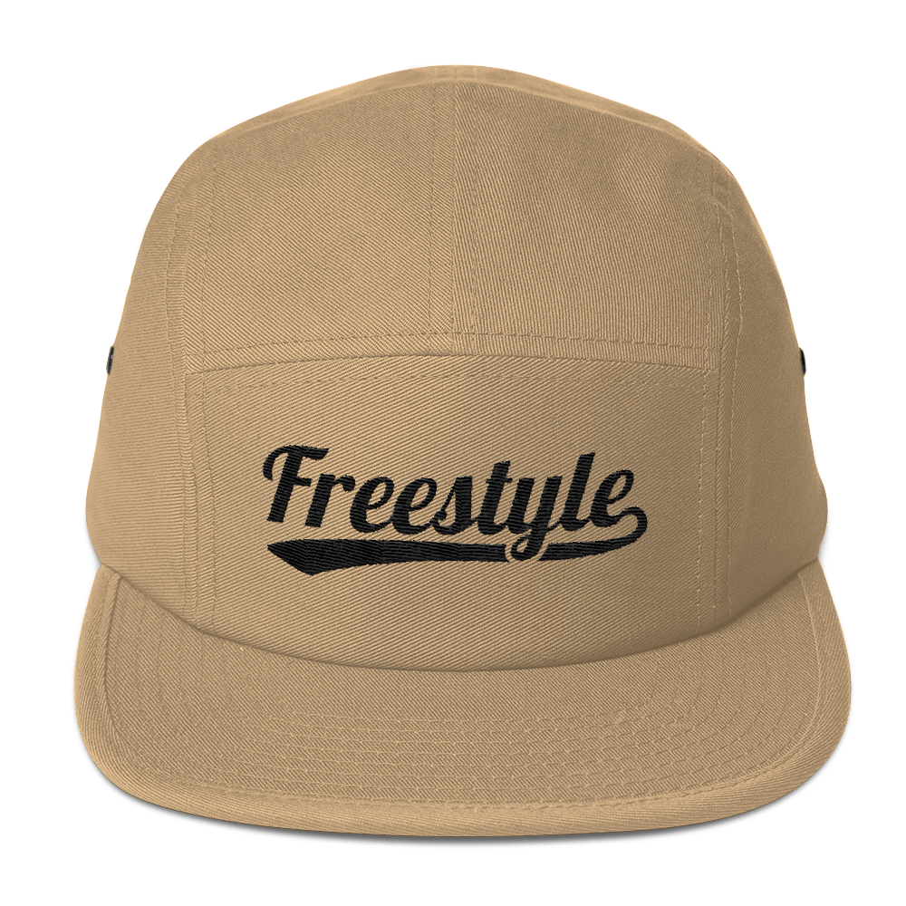 Freestyle - Five Panel Cap