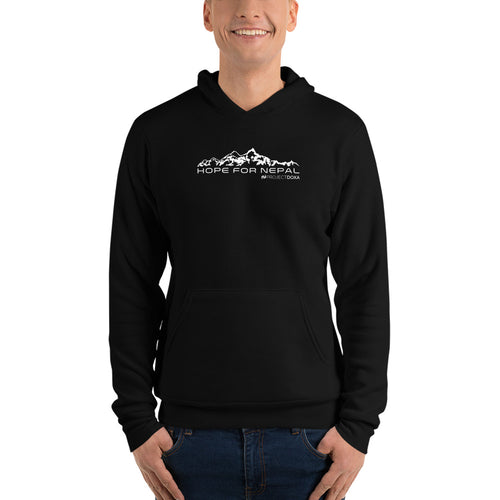 Hope for Nepal Hoodie