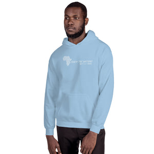 Touch the Nations Hoodie (Blue/White)