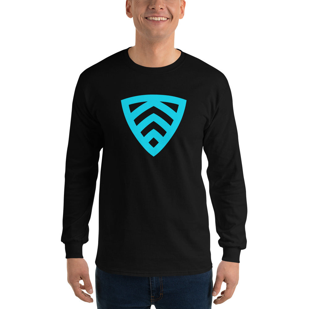 Lead.Church Shield Long Sleeve T-Shirt