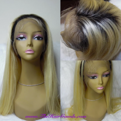 "The ""Baddie"" Full Lace Wig"