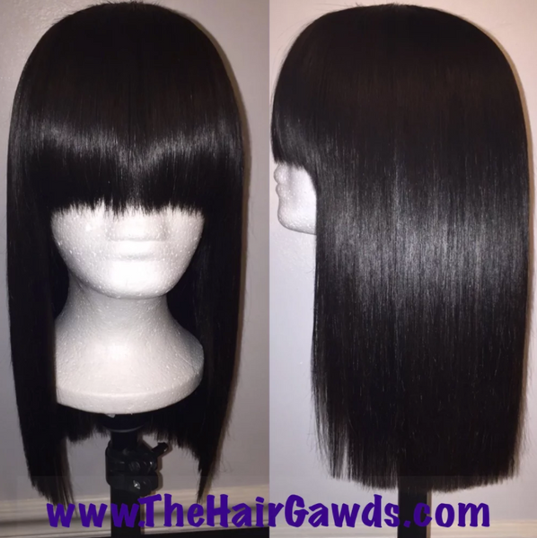 "The ""Geisha"" Wig"