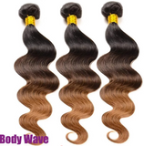 Ombre Malaysian Body Wave
