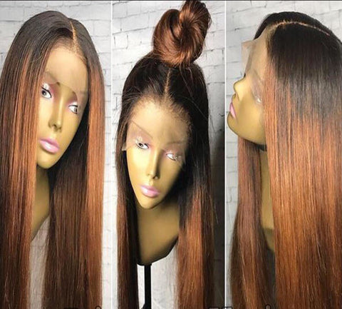 "The ""Cinnamon"" Full Lace Wig"