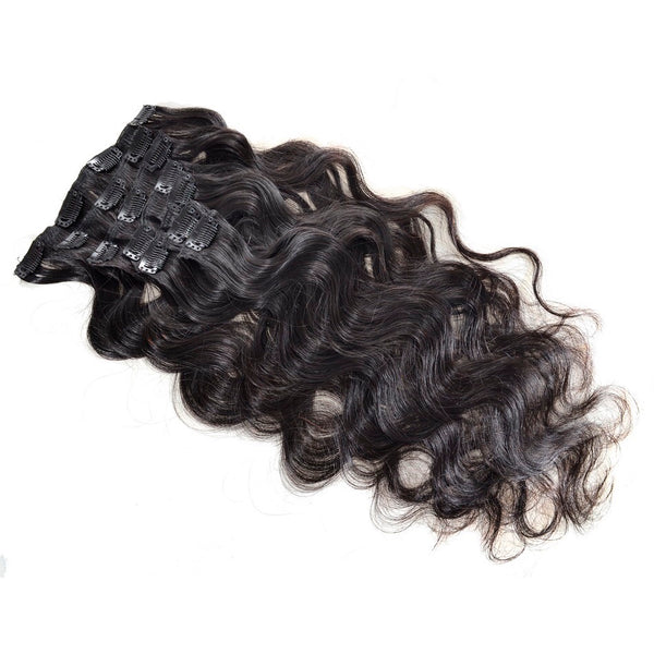 Brazilian Body Wave (Clip Ins)