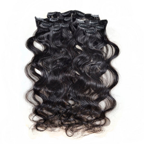 Brazilian Loose Wave (Clip Ins)