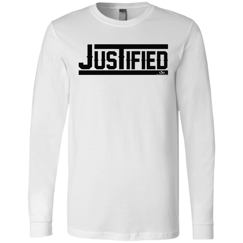 JUSTIFIED Men's Jersey LS T-Shirt