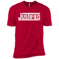 JUSTIFIED Premium Short Sleeve T-Shirt
