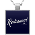 REDEEMED Square Necklace