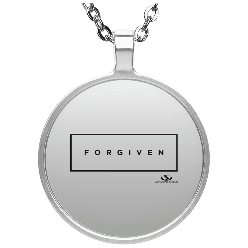 FORGIVEN Circle Necklace
