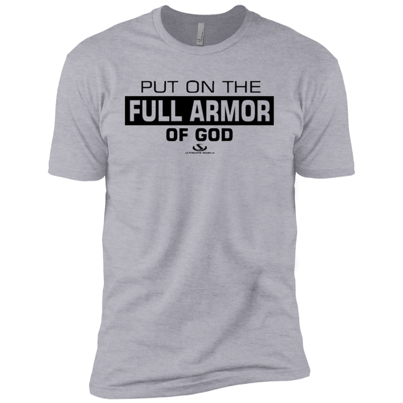 PUT ON THE FULL ARMOR OF GOD Premium Short Sleeve T-Shirt