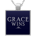 GRACE Square Necklace
