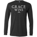 GRACE WINS Men's Jersey LS T-Shirt