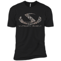 ULTIMATE SHIELD FAITH-BASED LOGO Premium Short Sleeve T-Shirt