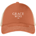 GRACE WINS Mesh Back Cap