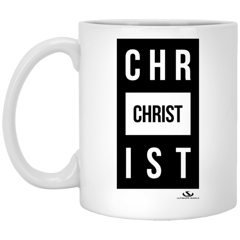 CHRIST 11 oz. White Mug