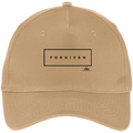 FORGIVEN Five Panel Twill Cap