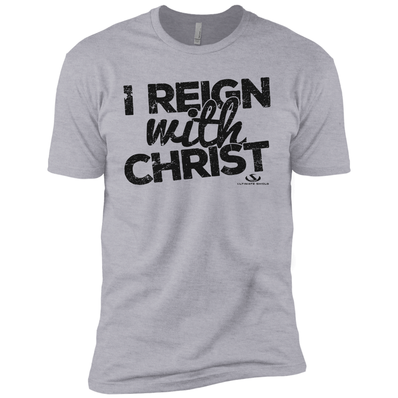 I REIGN WITH CHRIST Premium Short Sleeve T-Shirt