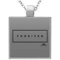 FORGIVEN Square Necklace