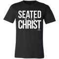 SEATED WITH CHRIST Jersey Short-Sleeve T-Shirt