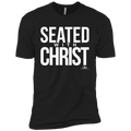 SEATED WITH CHRIST Premium Short Sleeve T-Shirt