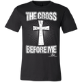 THE CROSS BEFORE ME Jersey Short-Sleeve T-Shirt