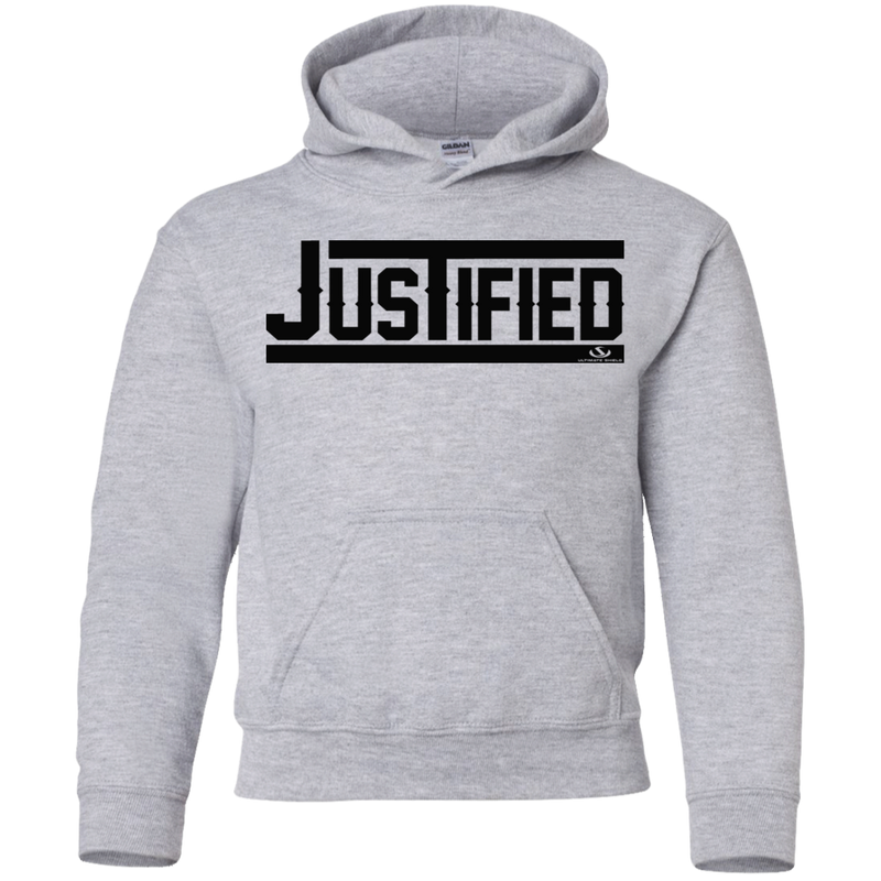 JUSTIFIED Youth Pullover Hoodie