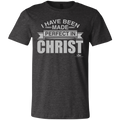 I HAVE BEEN MADE PERFECT IN CHRIST Jersey Short-Sleeve T-Shirt