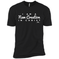 I AM A NEW CREATION IN CHRIST Premium Short Sleeve T-Shirt