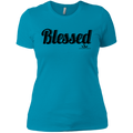 BLESSED Ladies'  T-Shirt