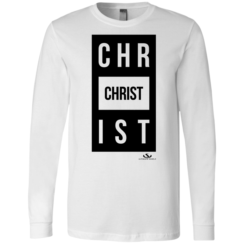 CHRIST Men's Jersey LS T-Shirt