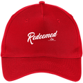 REDEEMED Five Panel Twill Cap