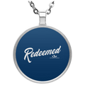 REDEEMED Circle Necklace