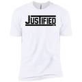 JUSTIFIED Boys' Cotton T-Shirt
