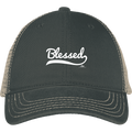BLESSED Mesh Back Cap
