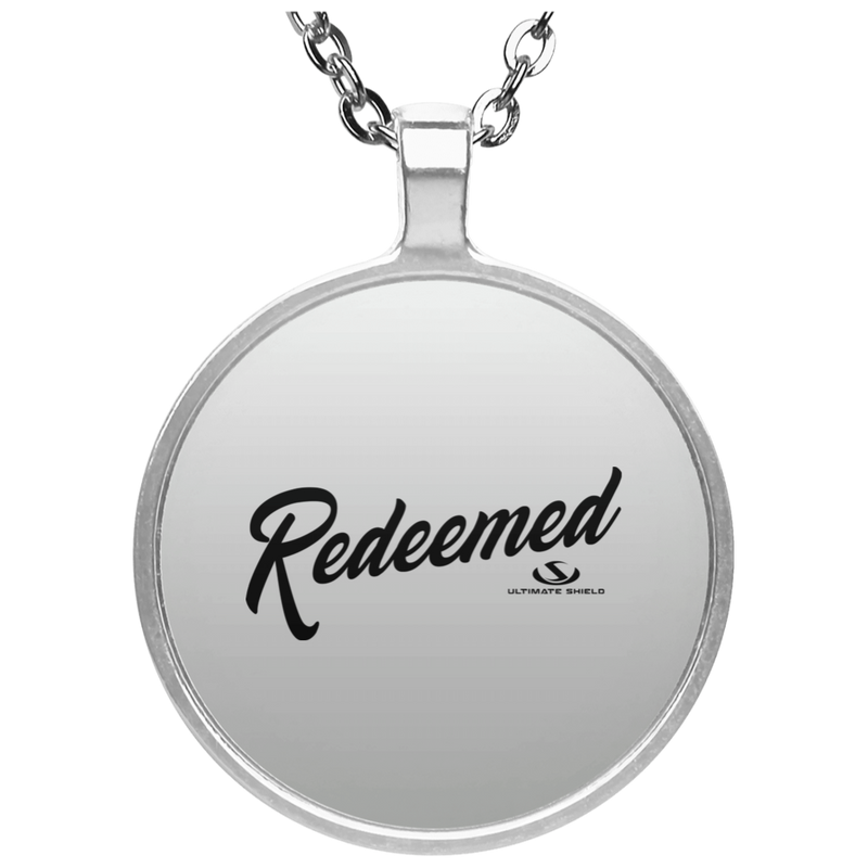 REDEMED Circle Necklace