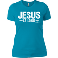 JESUS IS LORD Ladies' T-Shirt
