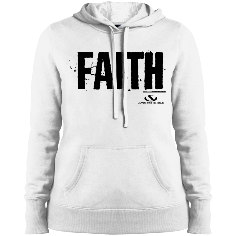 FAITH Ladies' Pullover Hooded Sweatshirt
