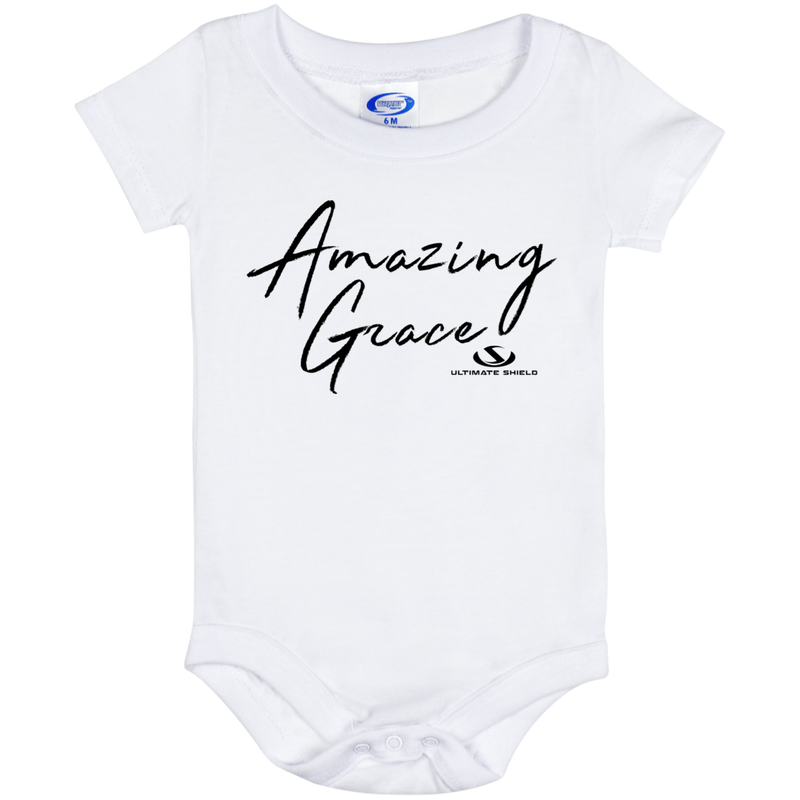 AMAZING GRACE Onesie 6 Month