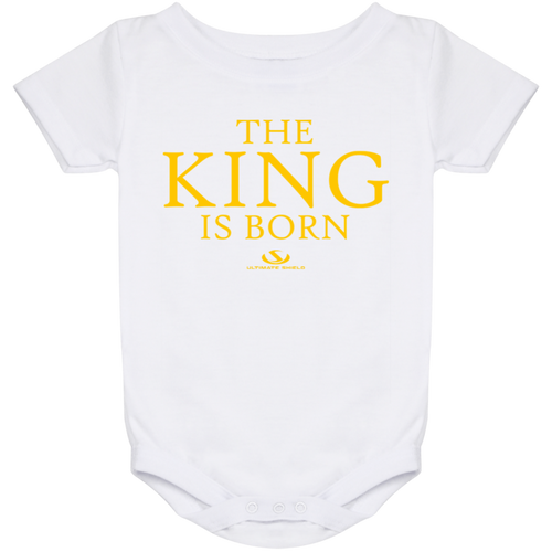THE KING IS BORN Onesie 24 Month