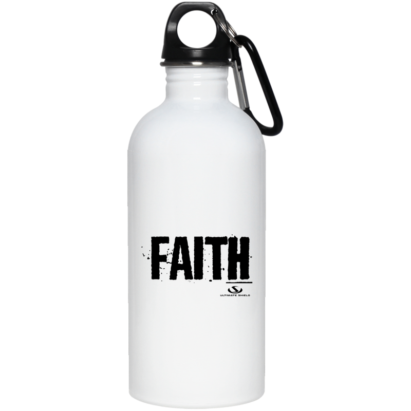 FAITH 20 oz. Stainless Steel Water Bottle