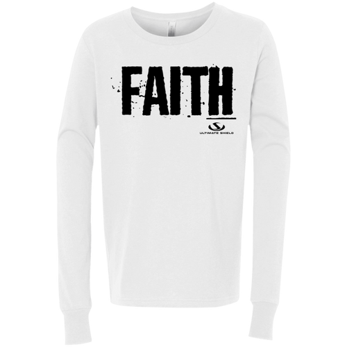 FAITH Youth Jersey LS T-Shirt