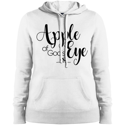 APPLE OF GOD'S EYE Ladies' Pullover Hooded Sweatshirt
